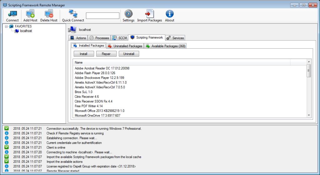 Suite | Scripting Framework